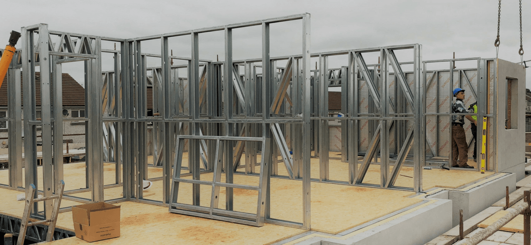 Carlow Concrete Modular Homes Lightweight Frames