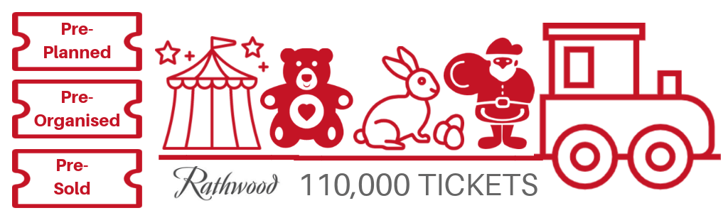 Rathwood as an Audit Services client sells 110,000 tickets that are pre-planned, pre-organised and pre-sold.
